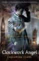 Couverture La Cité des Ténèbres / The Mortal Instruments : Les origines, tome 1 : L'ange mécanique Editions McElderry 2010