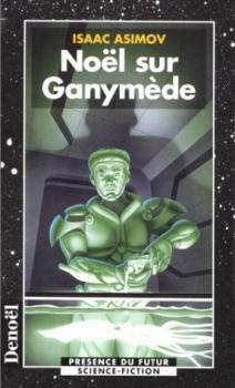Couverture Noël sur Ganymède