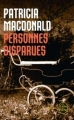 Couverture Personnes disparues Editions Le Livre de Poche (Thriller) 2009