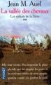 Couverture Les enfants de la Terre, tome 2 : La vallée des chevaux Editions Pocket 1994