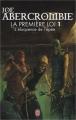 Couverture La première loi, tome 1 : Premier sang / L'éloquence de l'épée Editions J'ai lu (Fantasy) 2007
