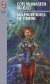 Couverture La Saga Vorkosigan, tome 06 : Les frontières de l'infini Editions J'ai Lu (S-F) 1998