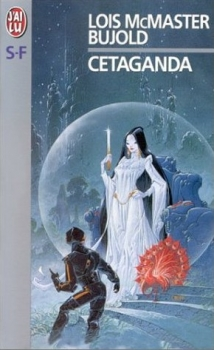 Couverture La Saga Vorkosigan, tome 08 : Cetaganda