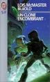 Couverture La Saga Vorkosigan, tome 12 : Un clone encombrant Editions J'ai Lu (S-F) 1995