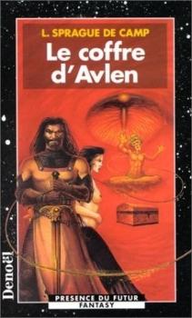 Couverture Xylar, tome 1 : Le coffre d'Avlen