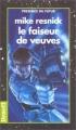 Couverture Le faiseur de veuves, tome 1 Editions Denoël (Présence du futur) 1997