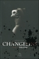 Couverture Changelins / Le sang des chimères, tome 1 : Evolution / Mutante Editions Black Book (À dé couvert) 2010
