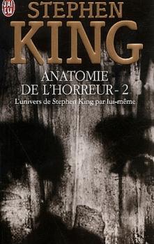 Couverture Anatomie de l'horreur, tome 2 : Pages noires