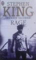 Couverture Rage Editions J'ai Lu 2000
