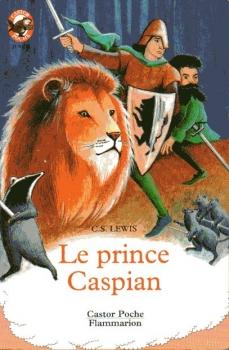Couverture Les Chroniques de Narnia, tome 4 : Le Prince Caspian