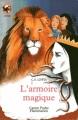 Couverture Les chroniques de Narnia, tome 2 : Le lion, la sorcière blanche et l'armoire magique Editions Flammarion (Castor poche - Junior) 1989
