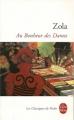 Couverture Au bonheur des dames Editions Le Livre de Poche (Les Classiques de Poche) 2009