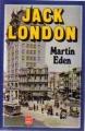 Couverture Martin Eden Editions Le Livre de Poche 1980