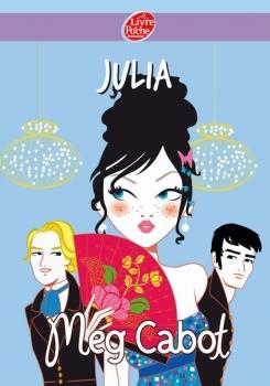 Couverture Julia et le vicomte