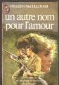 Couverture Un autre nom pour l'amour Editions J'ai Lu 1983
