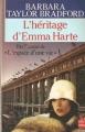 Couverture L'héritage d'Emma Harte Editions Le Livre de Poche 1992