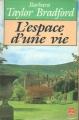 Couverture L'Espace d'une vie Editions Le Livre de Poche 1992