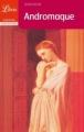 Couverture Andromaque Editions Librio (Théâtre) 2008