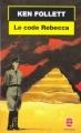 Couverture Le code Rebecca Editions Le Livre de Poche 2003