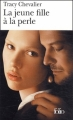 Couverture La Jeune Fille à la perle Editions Folio  2004