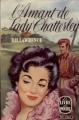 Couverture L'amant de lady Chatterley Editions Le Livre de Poche 1959