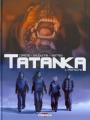 Couverture Tatanka, tome 1 : Morsure Editions Delcourt (Machination) 2005
