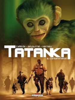 Couverture Tatanka, tome 2 : Contamination