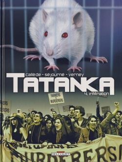 Couverture Tatanka, tome 4 : Infiltration