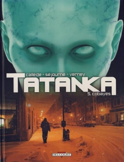 Couverture Tatanka, tome 5 : Cobayes