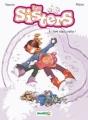 Couverture Les sisters, tome 04 : C'est nikol crème ! Editions Bamboo 2009