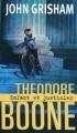 Couverture Theodore Boone, tome 1 : Enfant et justicier Editions France Loisirs 2010