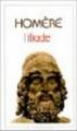 Couverture L'Iliade / Iliade Editions Flammarion (GF) 1965