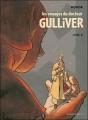 Couverture Les Voyages du Docteur Gulliver, tome 2 Editions Vents d'ouest (Equinoxe) 2008