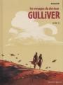 Couverture Les Voyages du Docteur Gulliver, tome 3 Editions Vents d'ouest (Equinoxe) 2009