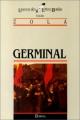 Couverture Germinal, abrégé Editions Bordas (Univers des lettres) 1993