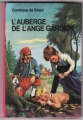 Couverture L'auberge de l'ange gardien Editions Casterman 1980