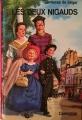 Couverture Les deux nigauds Editions Casterman 1980