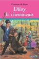 Couverture Diloy le chemineau Editions Casterman 1984