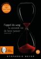 Couverture L'appel du sang : La seconde vie de Bree Tanner Editions Audiolib 2010