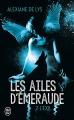 Couverture Les ailes d'émeraude, tome 2 : L'exil Editions J'ai Lu 2018