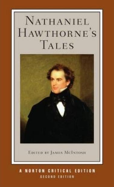 Couverture 23 récits de Nathaniel Hawthorne
