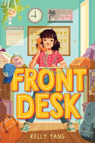 Couverture Front Desk