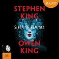 Couverture Sleeping beauties Editions Audiolib 2018