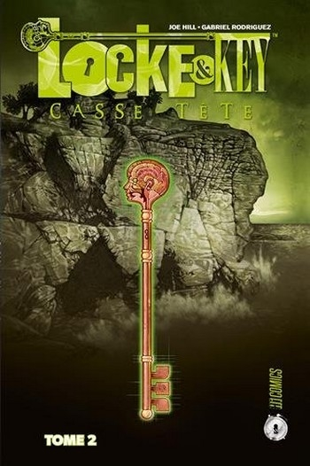 Couverture Locke & Key, tome 2 : Casse-tête