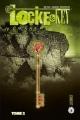Couverture Locke & Key, tome 2 : Casse-tête Editions Hi comics 2018