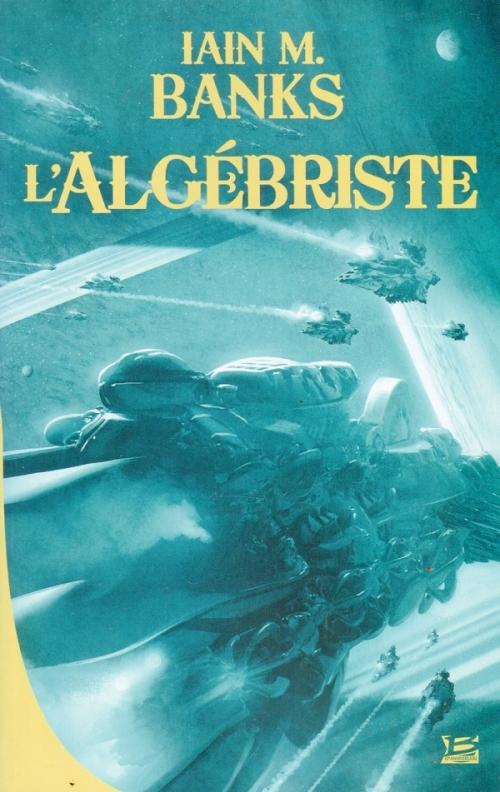 Couverture L'Algébriste