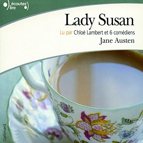 Couverture Lady Susan