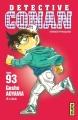 Couverture Détective Conan, tome 93 Editions Kana (Shônen) 2018
