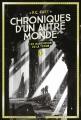 Couverture Chroniques d'un autre monde, tome 1 : Les marcheurs de la Terre Editions Bayard 2018