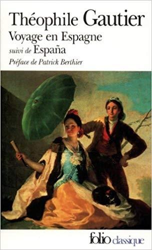 Couverture Voyage en Espagne
